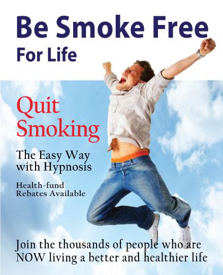 Be Smoke Free Cover