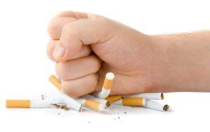 Fist on Cigaretts